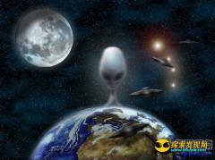 女宇航员太空离奇受孕 疑遭外星人蹂躏