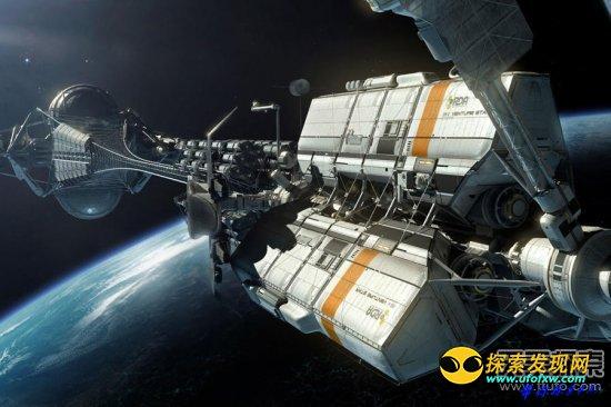星际飞船目前只在科幻电影中出现