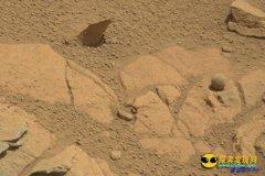 火星发现神秘球体:其源自何人之手?