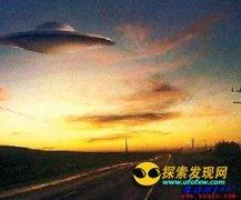 飞行员神秘死亡 大气层外星人?