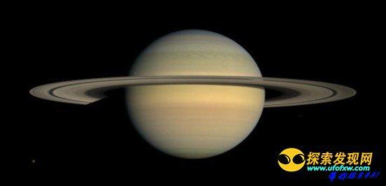 揭秘土星谜团:极区六角形图案可容纳4个地球