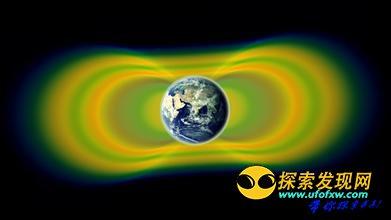 地球附近出现神秘辐射环 反物质监测异常危险!