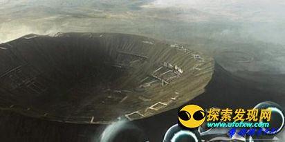 50年前中国大陆桃园一声巨响:外星人从天坠?