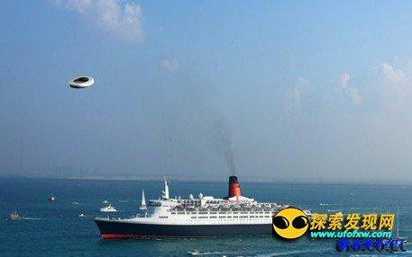 英国出动先进战斗机追杀UFO 7小时后无果返回