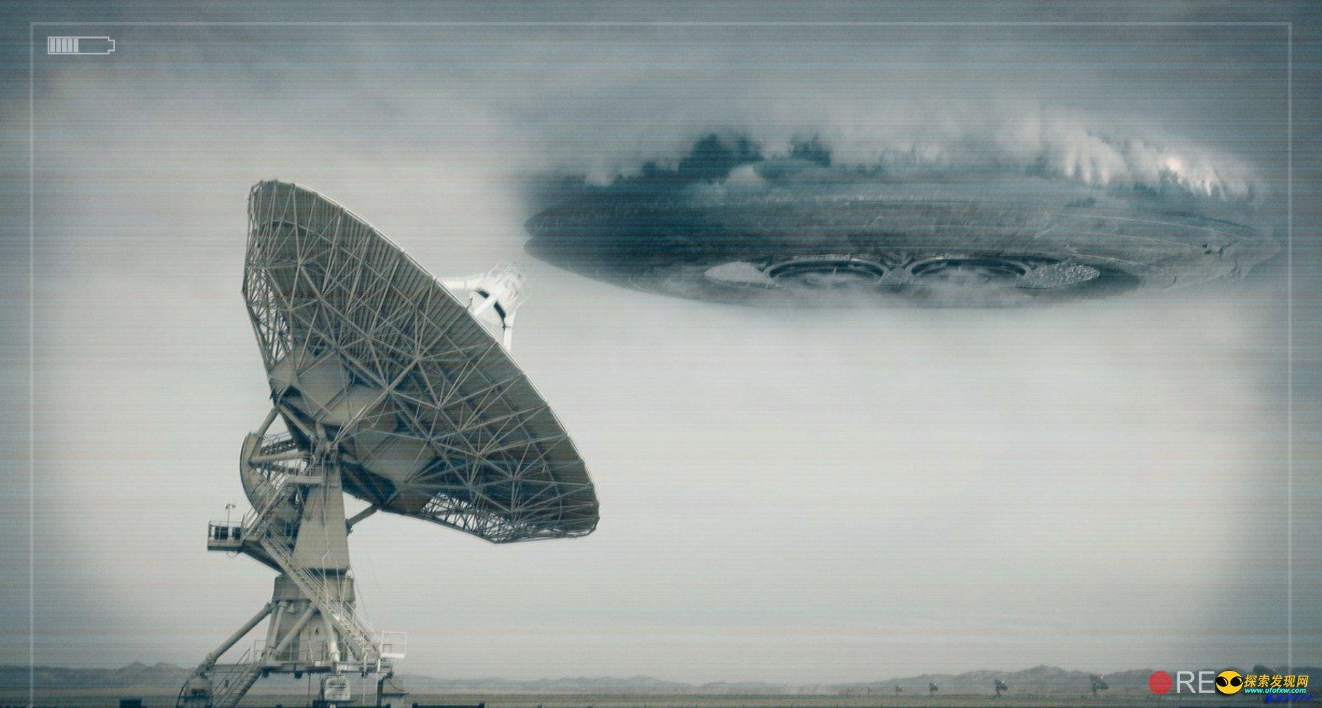 超过100万的中国人亲眼目睹UFO