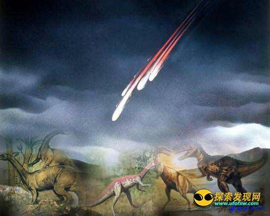独家专访:恐龙的灭绝真的是彗星撞地球吗