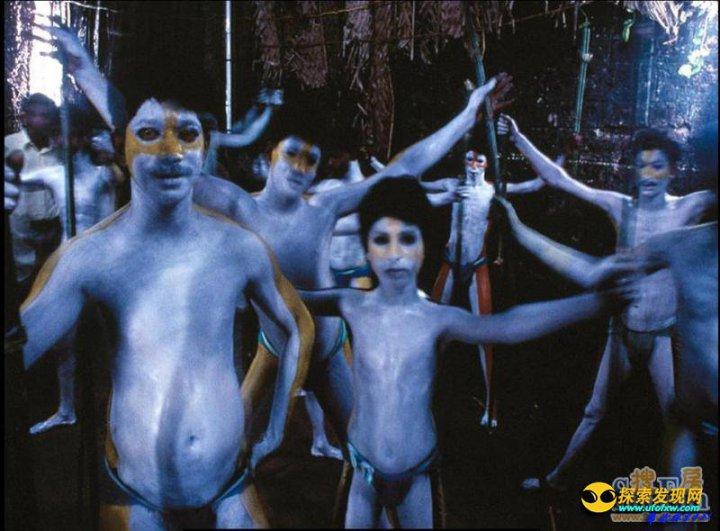"""证据确凿:智利高山上发现""""蓝血人"""""""