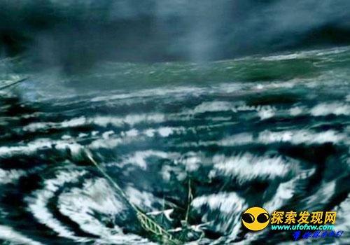 揭秘:在百慕达发现神秘失踪七年的帆船!