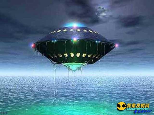 UFO来源说解析:海洋来源说