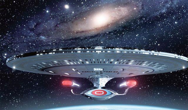 我们人类目前离《星际迷航》还有多远?