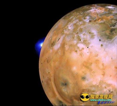 被飓风覆盖的木星(2)