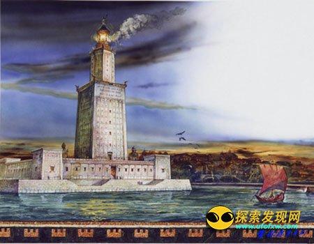 亚历山大灯塔:世界第七大奇迹的前世今生(4)