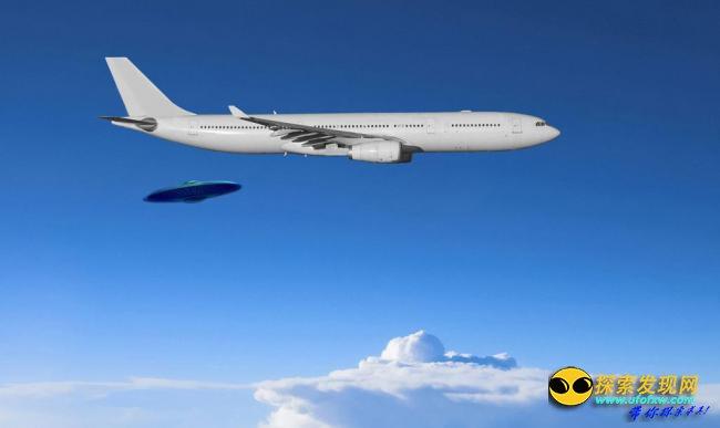 意大利客机曾与UFO飞碟相遇:险装机