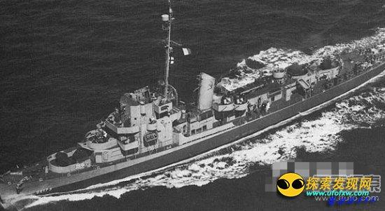 费城实验的真相大揭秘:数千舰艇消失