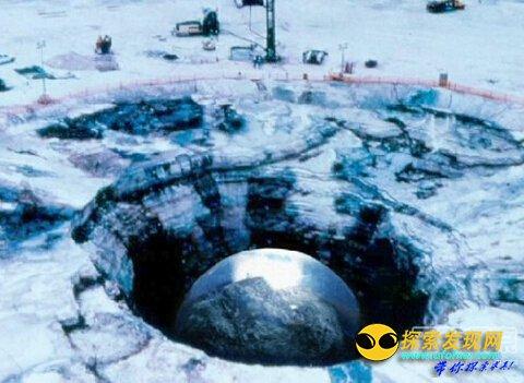 俄罗斯外星人大揭秘:俄罗斯藏有外星人基地