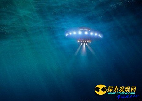 震惊!独家揭秘全球12大水下USO不明物体事件