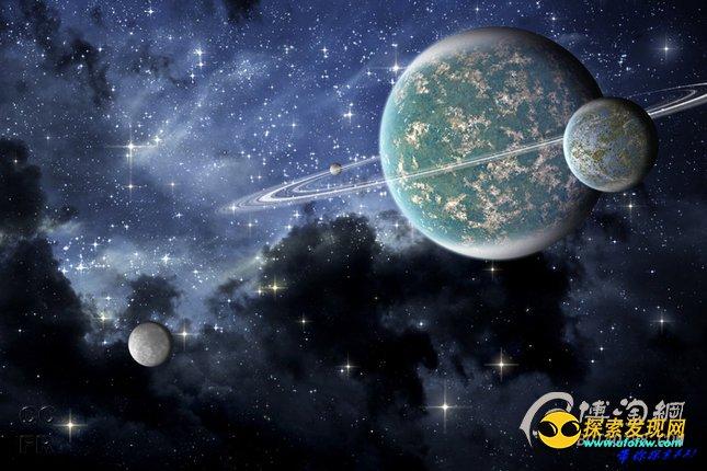 世界上有没有外星人?用红外线望远镜寻找外星生命