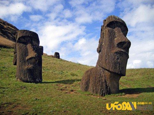 奥尔梅克文明,蕴含玄机的奥梅克雕像