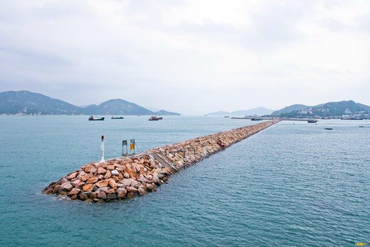 长洲海滩惊现超猛水鬼,长洲猛鬼海滩惊现水鬼