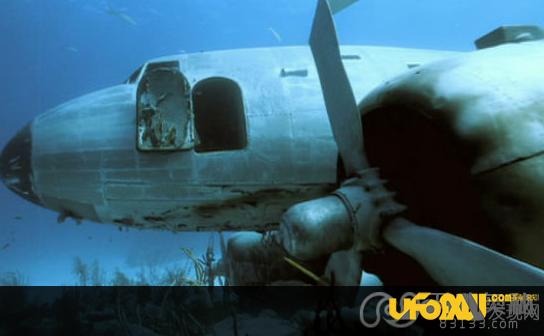 百慕大三角飞机神秘失踪事件