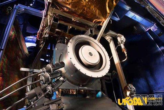 NASA秘密研制飞碟发动机 领先世界20年