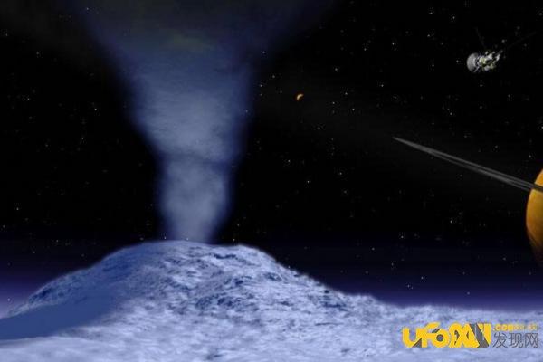 """冥王星表面可能存在""""冰火山"""""""