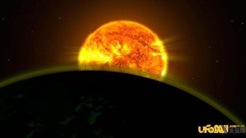 """""""热木星""""大气中有水分子"""