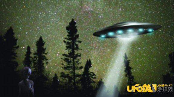 美国ufo事件到法国的UFO接触史
