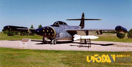 比利时不明飞行物体事件,美军曾派遣军机拦截