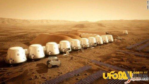 科技狂人的火星移民计划