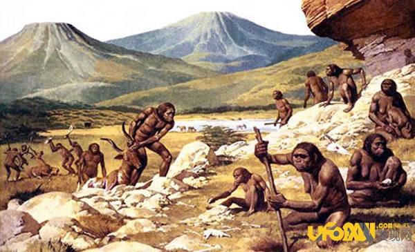 杂交促成了人类进化?