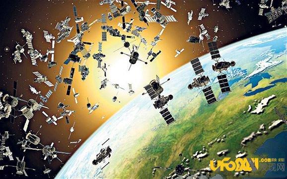 盘点我们是如何清理太空垃圾