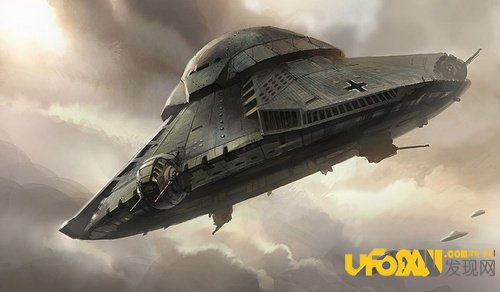 纳粹德国战败后的UFO基地竟在这里