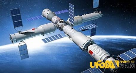 中国空间站计划:2020年或建成空间站