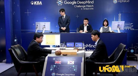 人机围棋比赛李世石,最后比分3-0震惊世界
