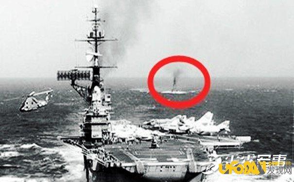 ufo多次造访美航母的内幕是什么?美国已被外星人控制
