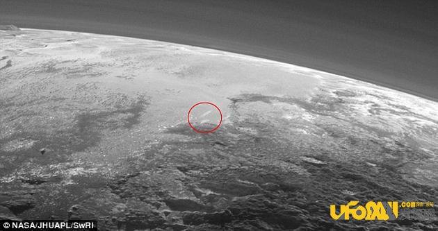 冥王星为什么不是行星:冥王星发现疑似云层也无济于事