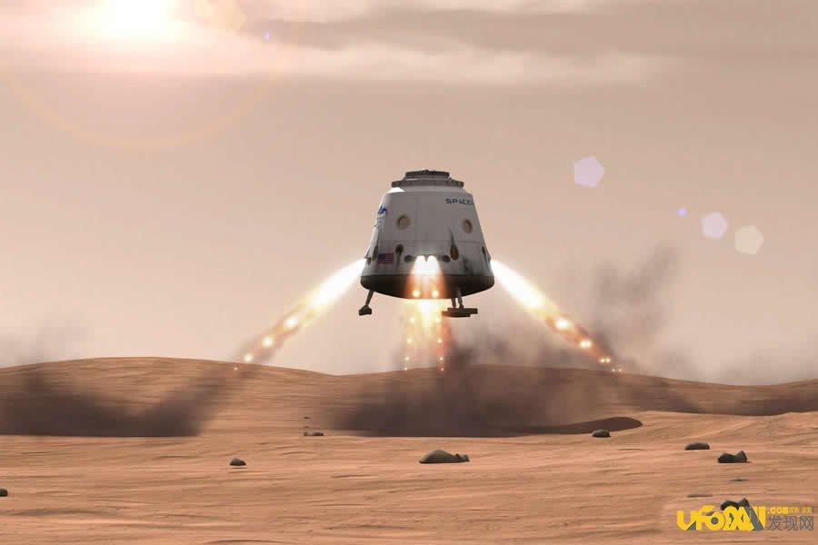 中国火星计划曝光:将启动移民火星计划
