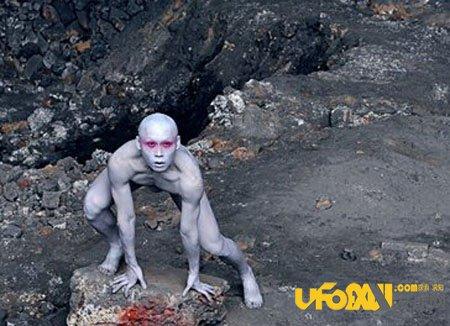 """盘点那些神奇的""""地心人"""";或许UFO都是来自地心文明?"""