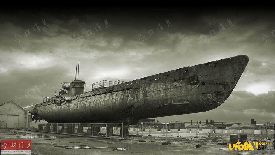 二战失落的档案:大西洋上的潜艇战