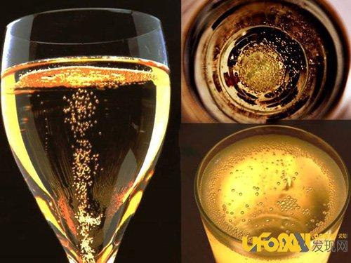 为什么晃动香槟后打开没有气泡?