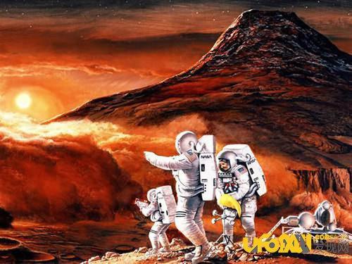 现实版绝地救援:人类已经启动火星移民计划