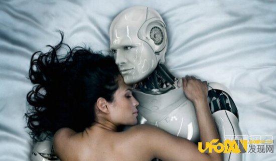 人类未来将能通过购买智能机器人成为自己的另一半
