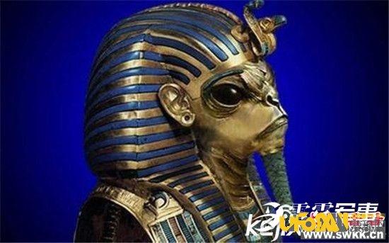 世界惊人秘密:埃及金字塔发现外星人木乃伊