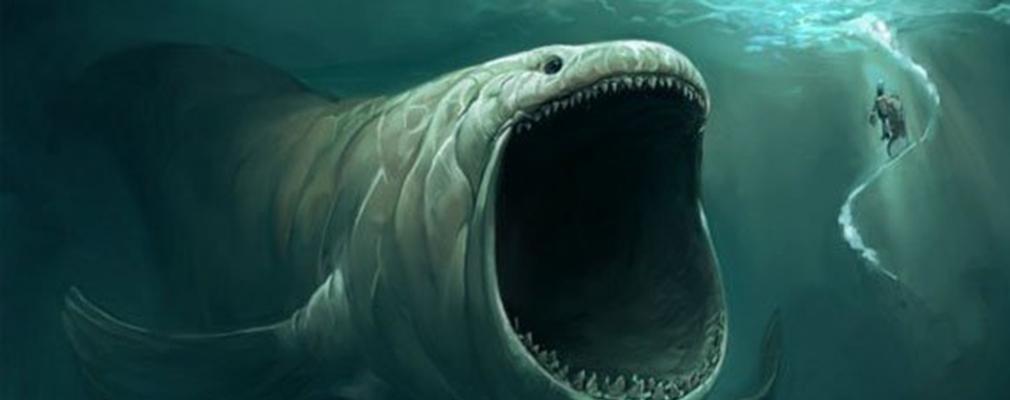 盘点世界上的大型水中怪鱼:深海