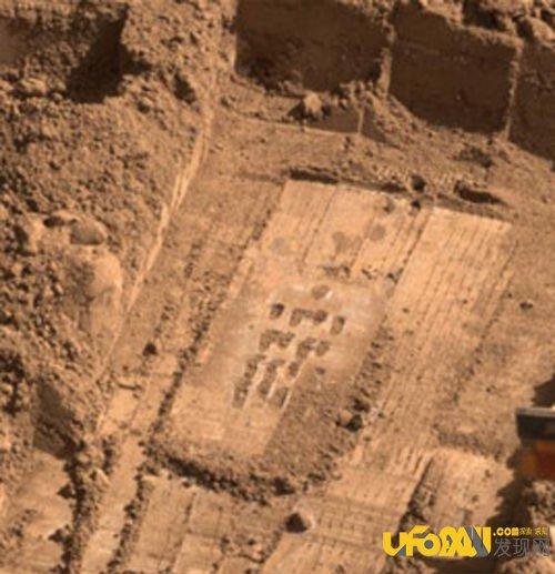 火星表面出现特殊沙纹,专家:火星或曾存在生命