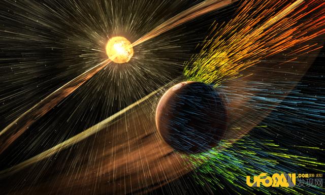 科学研究发现:火星曾经存在海洋和大气