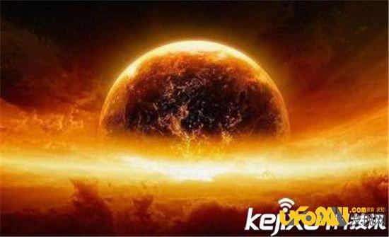 科学家认为在几万年前火星遭到了外部核打击