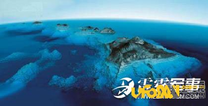 科学家称太平洋深处存在巨大金字塔,或为外星人基地