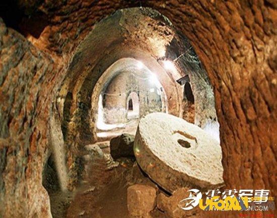 绝密档案曝光:南美曾发现保存完好的地下UFO基地